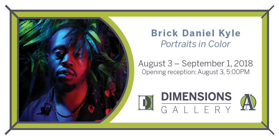Brick Daniels: Portraits in Color