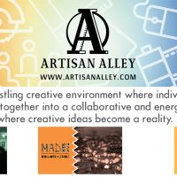 …a rich and bustling creative environment where individual artistic pursuits come together into a collaborative and energizing space where creative ideas become a reality.
