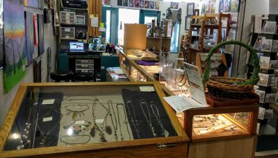 Made Consignment Shop at Artisan Alley in Bloomington, Indiana